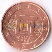 Мальта 2008 1 цент