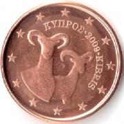 Кипр 2009 1 евроцент