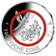 Германия 2017 5 евро Тропическая зона J