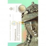 Сан-Марино 2016 2 евро Донателло