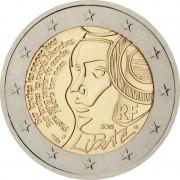 Франция 2015 2 евро 225 лет Фестиваля Федерации