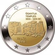 Мальта 2016 2 евро Джгантия
