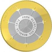 Словения 2012 3 евро 100 лет первой словенской медали