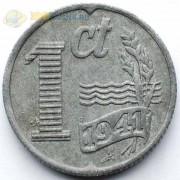 Нидерланды 1944 1 цент (цинк)