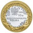 Польша 2009 10 злотых Кшиштоф Камиль Бачинский (серебро)