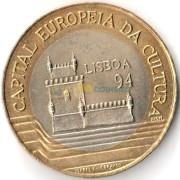 Португалия 1994 200 эскудо Лиссабон