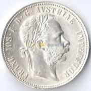 Австрия 1889 1 флорин Франц Иосиф (серебро)