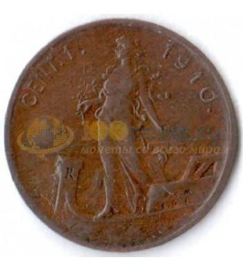 Италия 1910 1 чентезимо (km 40)