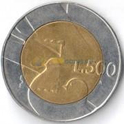 Сан-Марино 1990 500 лир 1690 лет государству