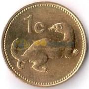 Мальта 1998 1 цент Ласка