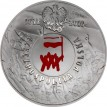 Польша 2010 10 злотых Народное восстание (серебро)