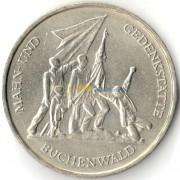 Германия 1972 10 марок Бухенвальд
