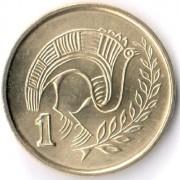 Кипр 1998 1 цент