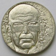 Финляндия 1975 10 марок Урхо Кекконен
