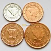 Босния и Герцеговина 2007-2013 Набор 4 монеты