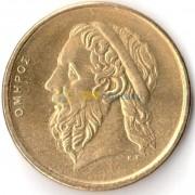 Греция 2000 50 драхм Гомер