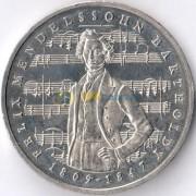 ФРГ 1984 5 марок Феликс Мендельсон