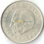 Германия 1972 20 марок Вильгельм Пик