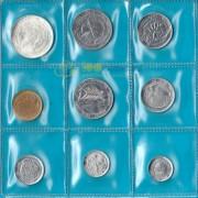 Сан-Марино 1977 набор 9 монет (запайка)