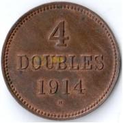 Гернси 1914 4 дубля