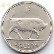 Ирландия 1951-1968 1 шиллинг Бык