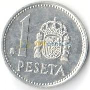 Испания 1986 1 песета
