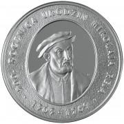 Польша 2005 10 злотых Николай Рей (серебро)