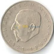 Германия 1971 20 марок Генрих Манн