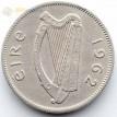 Ирландия 1942-1969 6 пенсов Ирландский волкодав