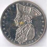 ФРГ 1986 5 марок Фридрих II
