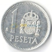 Испания 1988 1 песета