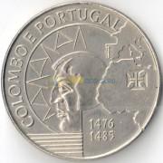 Португалия 1991 200 эскудо Христофор Колумб