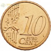 Нидерланды 2014 10 центов