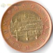 Чехия 2009 50 крон Прага