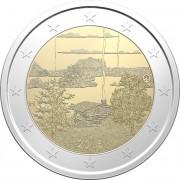 Финляндия 2018 2 евро Финская сауна