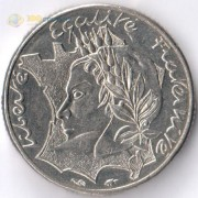 Франция 1986 10 франков