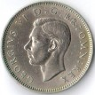 Великобритания 1949 1 шиллинг Английский герб