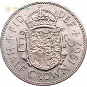 Великобритания 1967 1/2 кроны