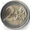 Германия 2019 2 евро Бундесрат F