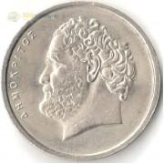 Греция 1976-1980 10 драхм Демокрит