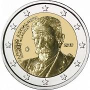 Греция 2018 2 евро Костис Паламас