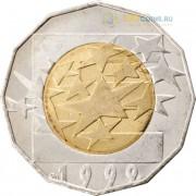 Хорватия 1999 25 кун Европейский Союз