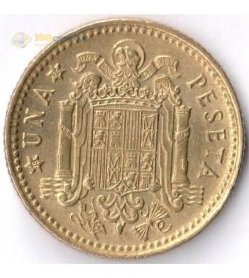 Испания 1966 1 песета