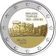 Мальта 2018 2 евро Мнайдра