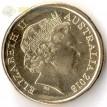 Монета Австралия 2018 2 доллара Логотип игр содружества