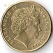 Австралия 2000-2019 1 доллар кенгуру