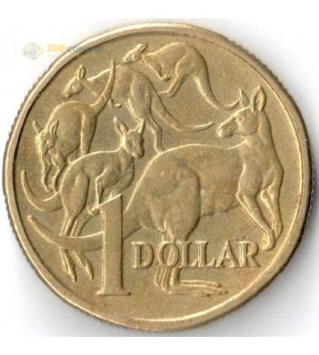 Австралия 1984 1 доллар кенгуру