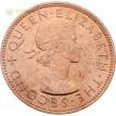 Монета Новая Зеландия 1965 1 пенни Новозеландский туи
