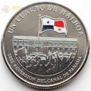 Панама 2016 1/4 бальбоа Возвращение контроля