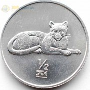 Северная Корея 2002 1/2 чона Леопард